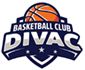 Basketball Club DIVAC Logo